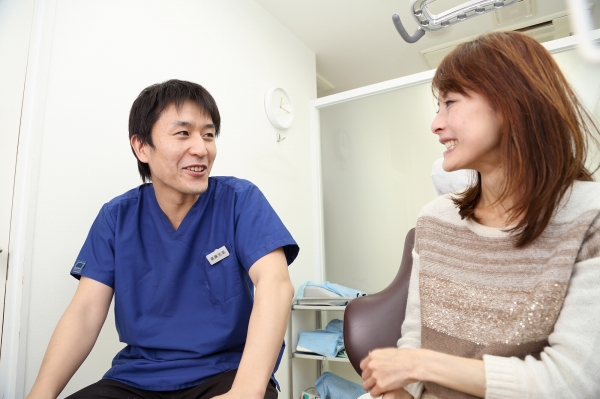 STEP3診断・治療計画の説明