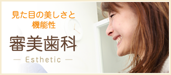 見た目の美しさと機能性審美歯科